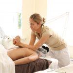 Pirmosios masažuotojų laidos praktinis egzaminas