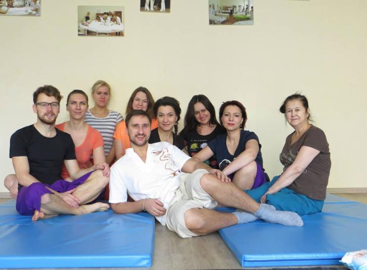 Tailandietiško masažo kursai su masažo dėstytoju Andriumi Jovaiša